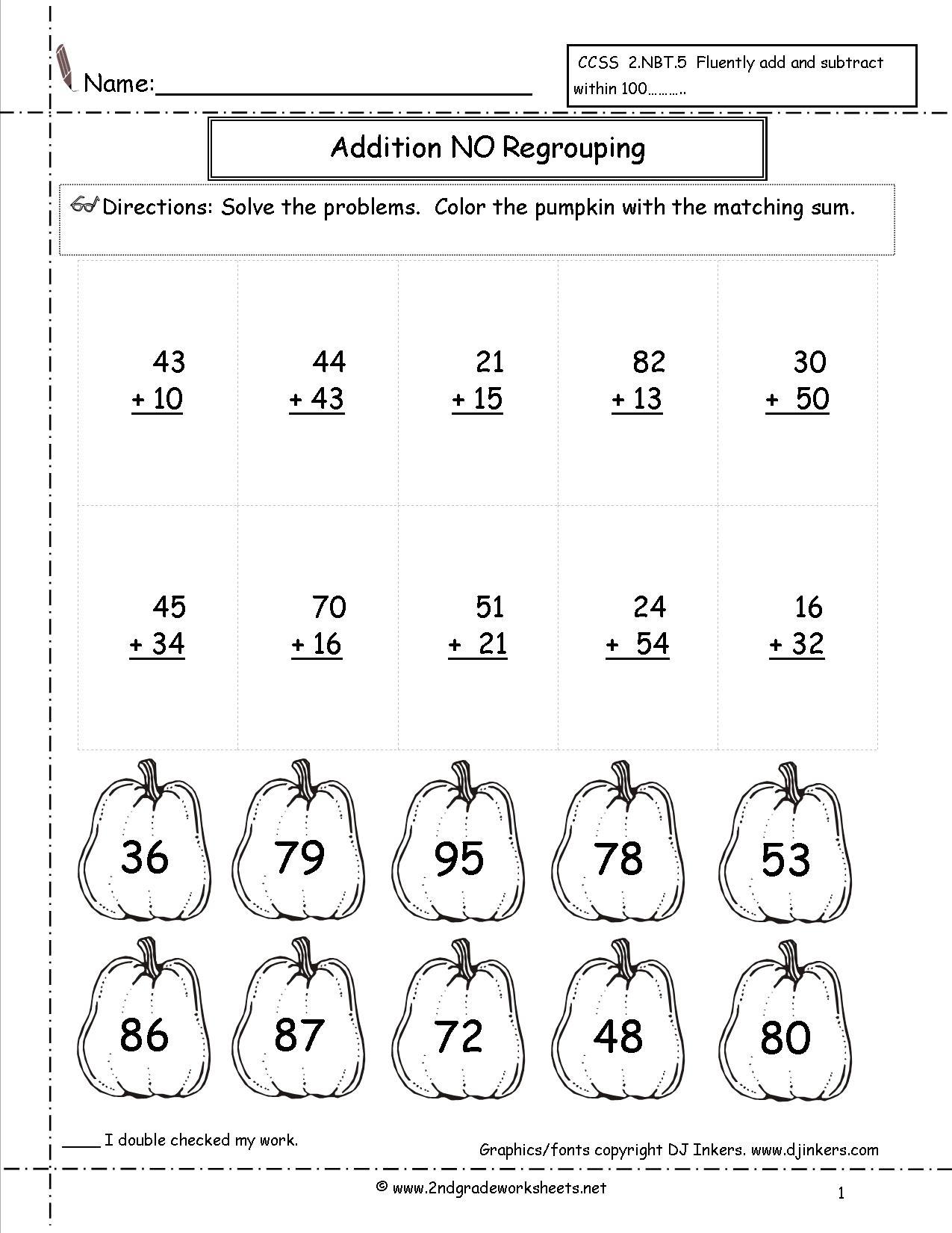Free First Grade Worksheets To Print Teacher Appreciation