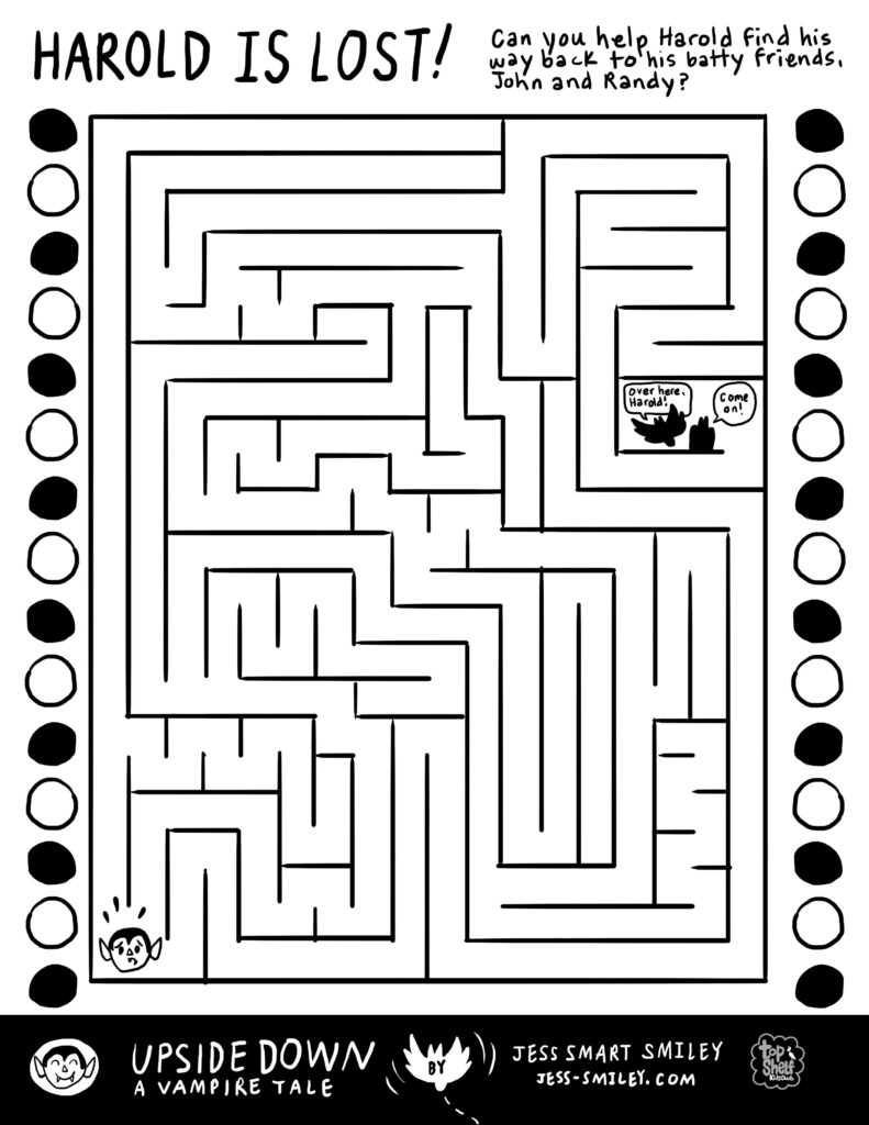 Free Halloween Activity Pages | Halloween Maze, Free