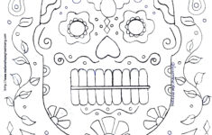 Halloween Coloring Worksheets For Middle School