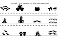 Halloween Abc Worksheets Kindergarten