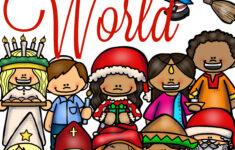 Christmas Around The World Worksheet Free Printables