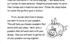 Free Printable Halloween Worksheets 3rd Grade