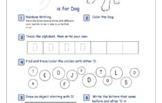 Alphabet Recognition Worksheets Printable
