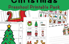 Free Christmas Activity Worksheets