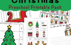 Free Christmas Worksheets Grade 3