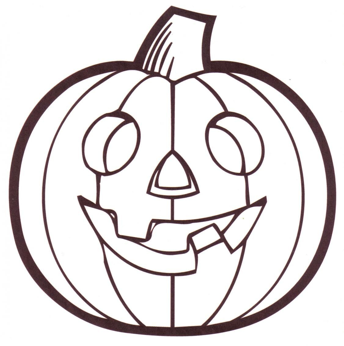 Free Printable Pumpkin Coloring Pages For Kids   Pumpkin
