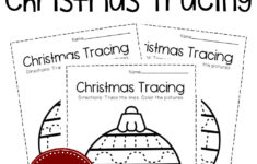Preschool Free Christmas Worksheets