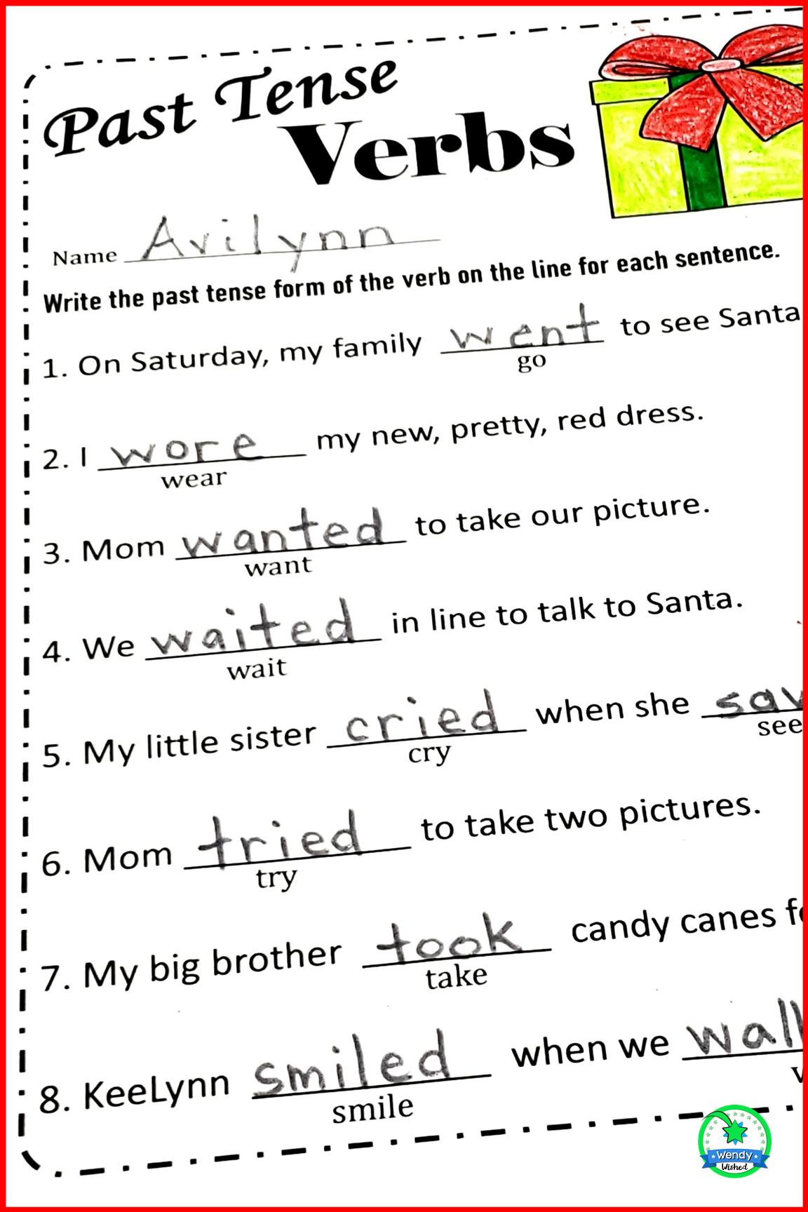 Grammar Rules 6Th Grade Grammar Grammar Second Grade Times