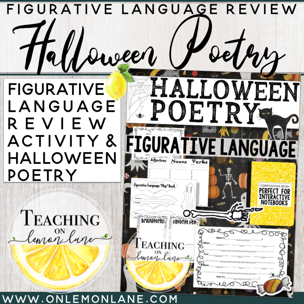 Halloween Day Activities For The Classroom | On Lemon Lane