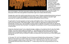 Halloween – English Esl Worksheets For Distance Learning And