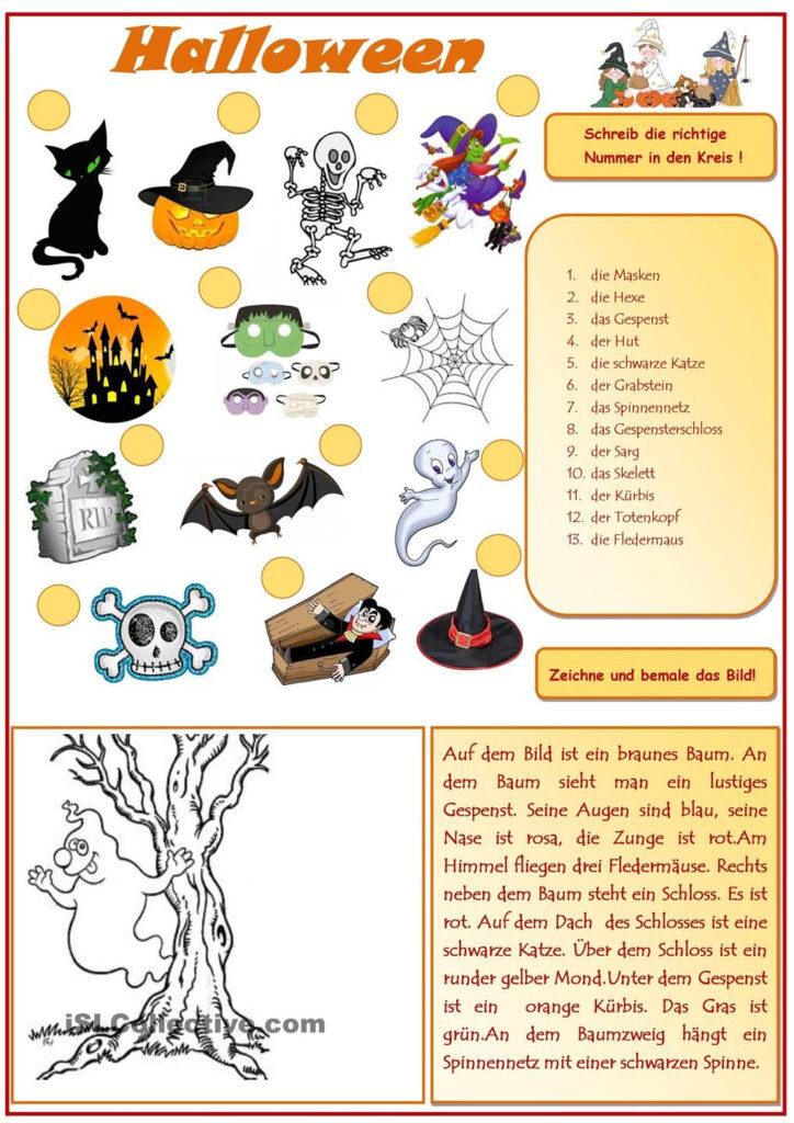 Halloween | Halloween Worksheets, Halloween Worksheets Free
