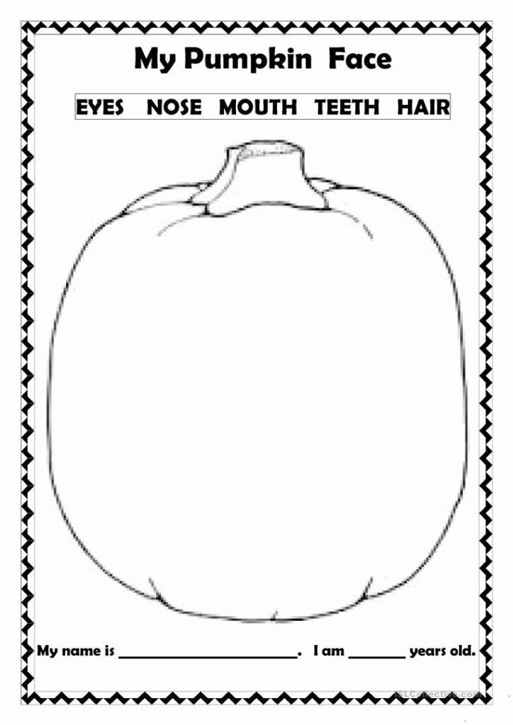 Halloween History For Kindergarten Worksheet In 2020