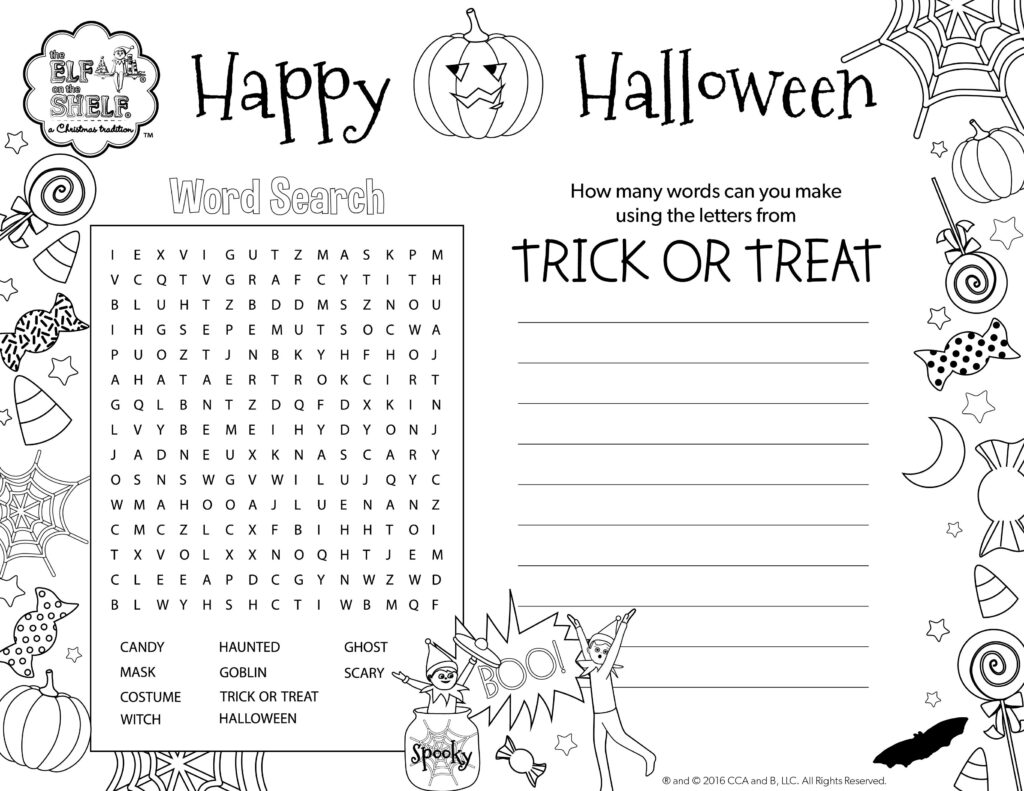 Halloween Is Just Around The Corner! Get In The Spooky