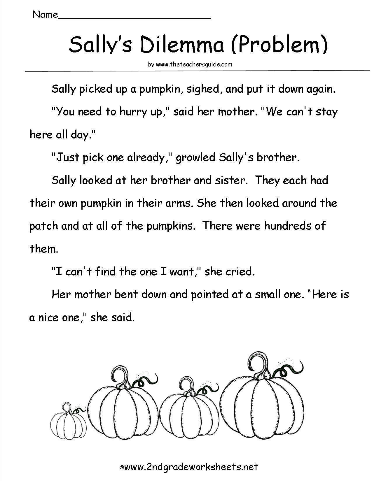 Halloween Language Arts Worksheets Free Halloween Worksheets