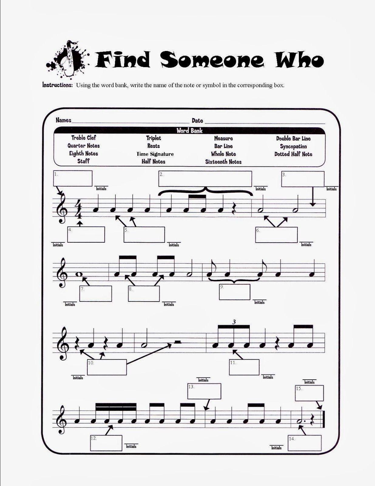 Halloween Match Mine   Elementary Music, Music Worksheets