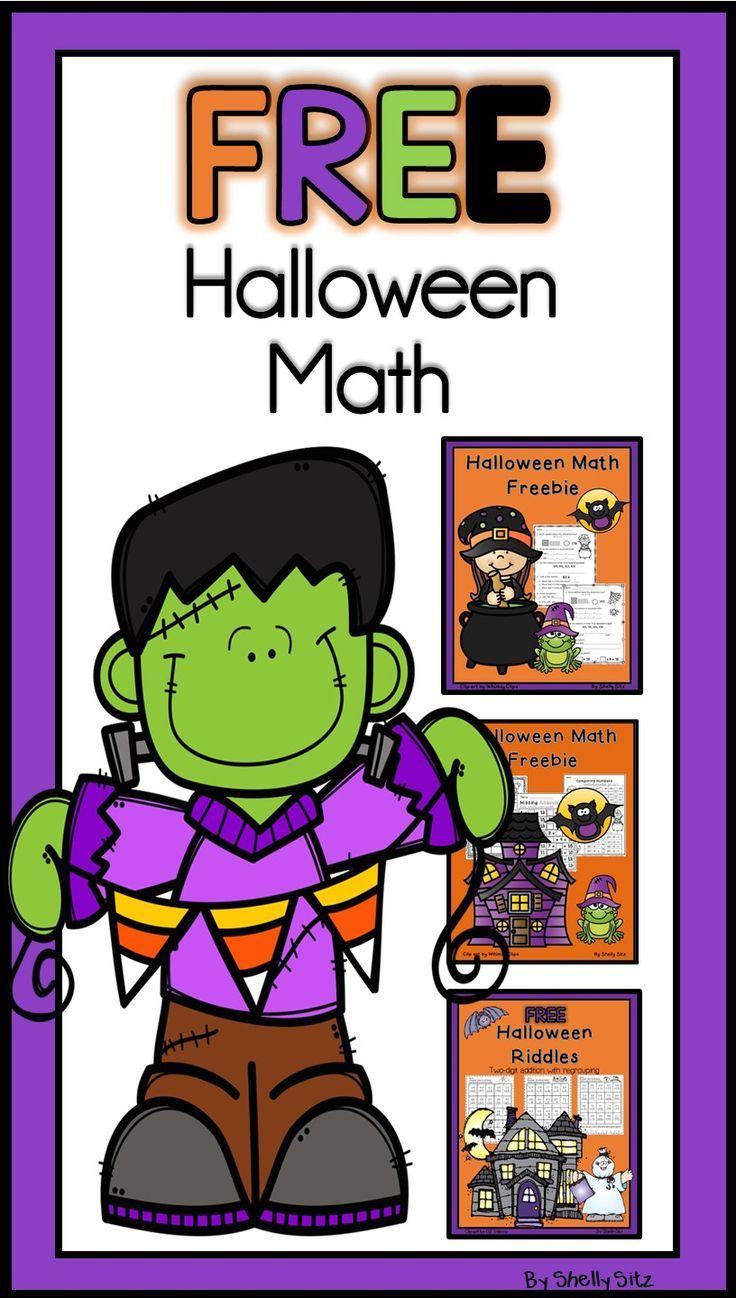 Halloween Math--Math For Second Grade--Place Value
