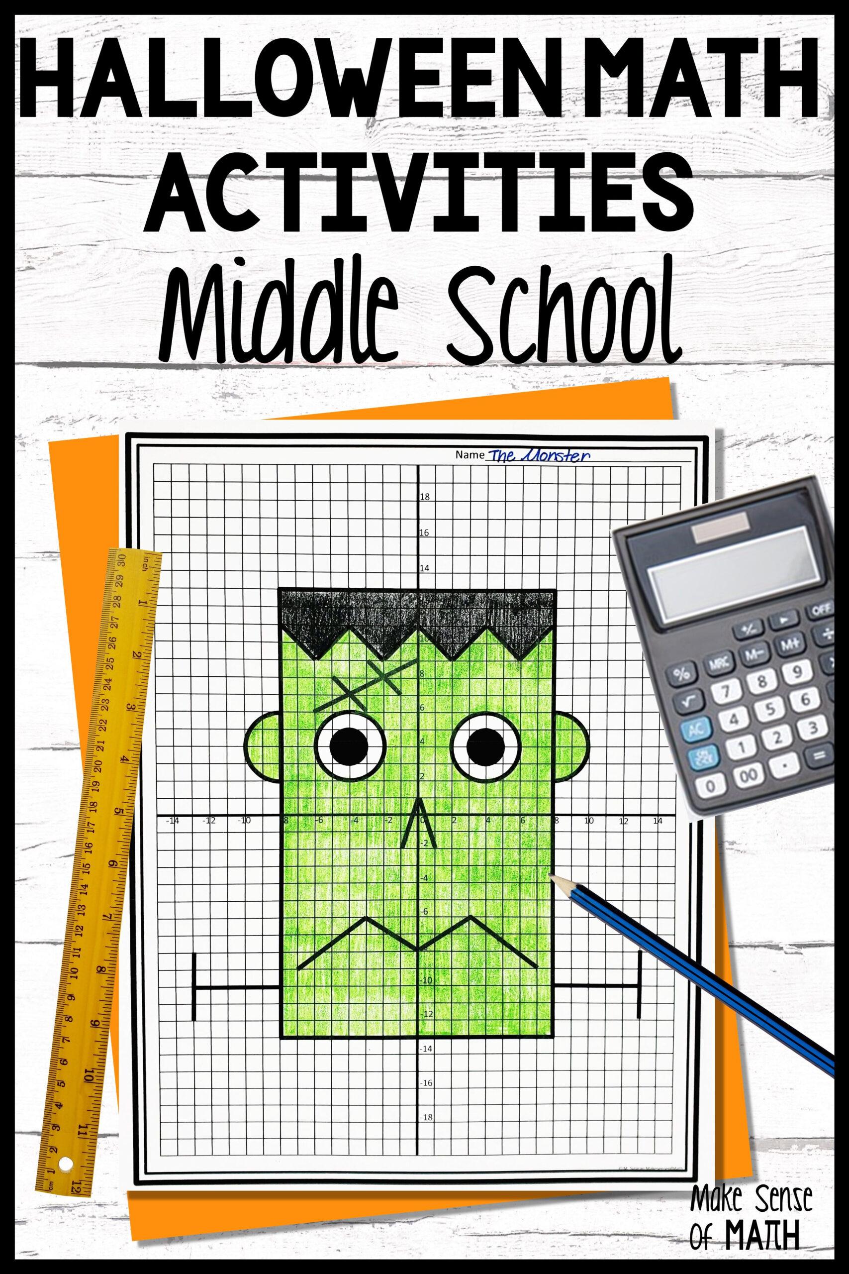 Halloween Math Worksheets And Activities In 2020 | Halloween