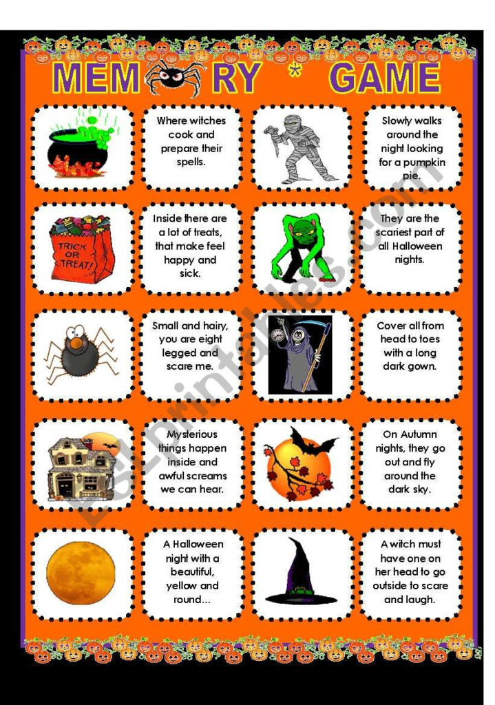 Halloween Riddles!   Esl Worksheetsupergirls