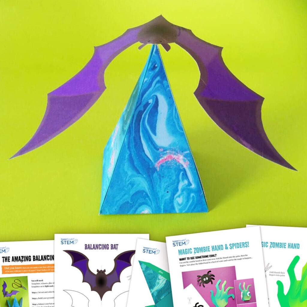 Halloween Stem Worksheets   Engaging, Creative, Fun