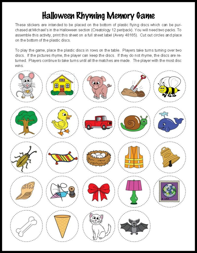 Halloween Themed Activities Perfect For Centers!   Halloween