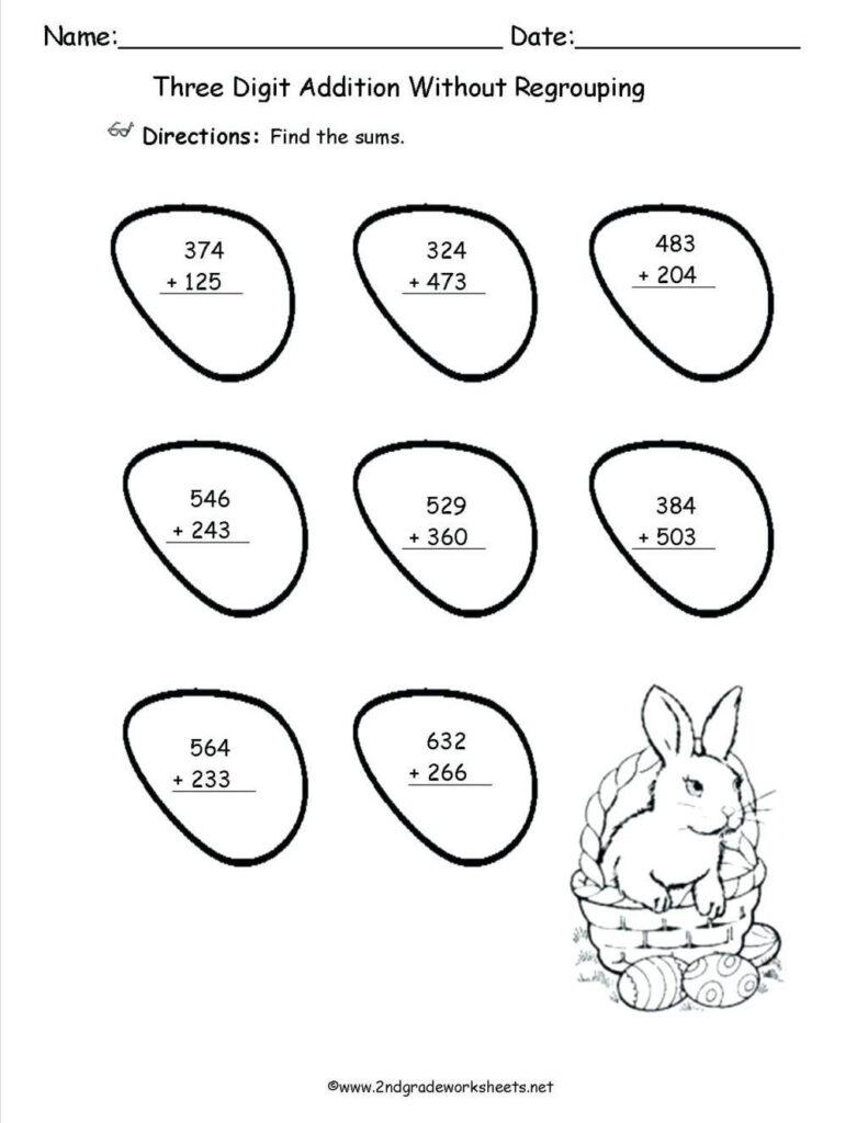 Halloween Worksheets For 3Rd Grade Math Worksheet Coloring