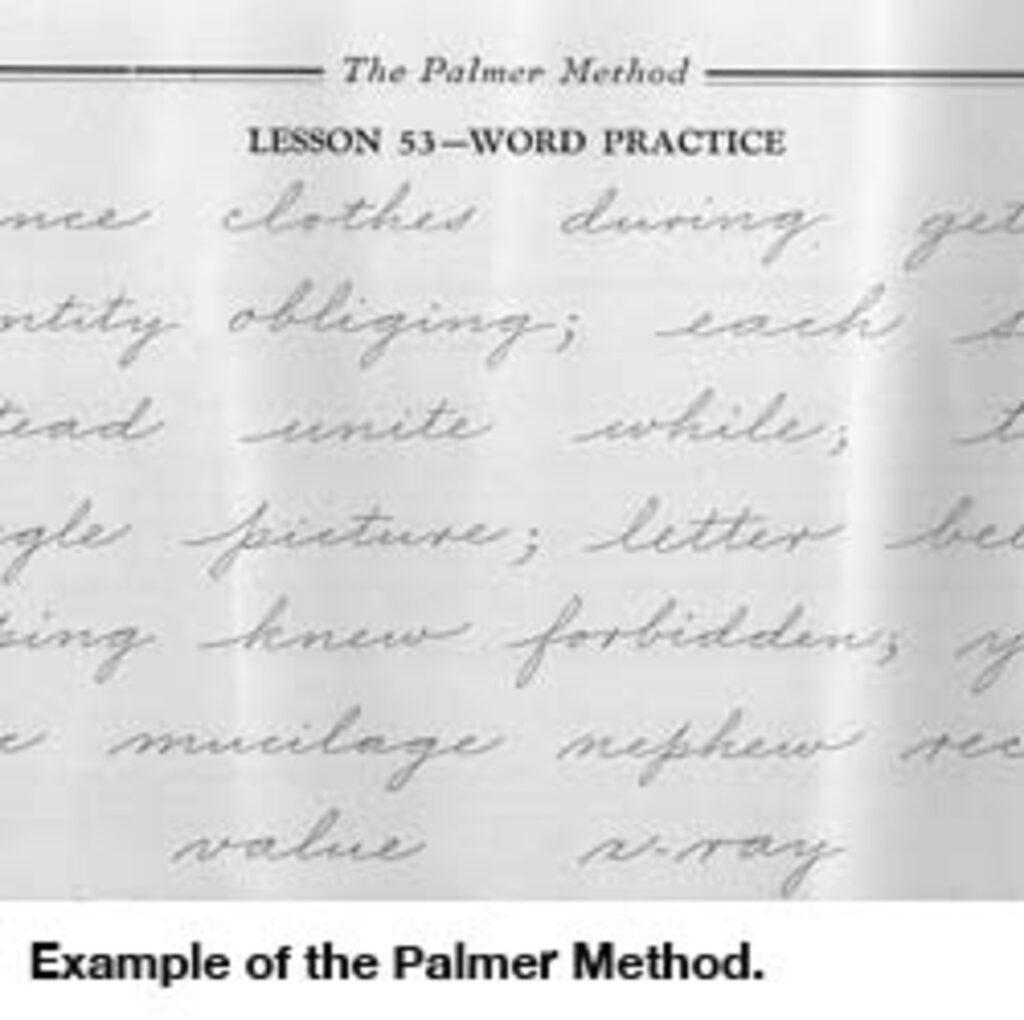 Handwriting Is History   Pacific Standard