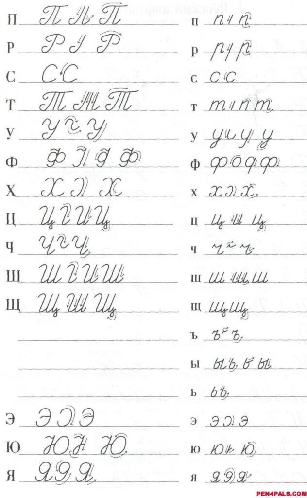 Handwriting Letters Worksheets In 2020 | Handwriting
