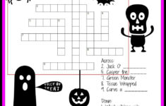 Happy Halloween Puzzles For Kids – Busy Vegetarian Mom