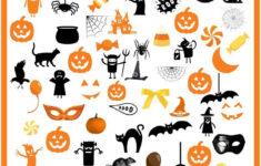 Printable Halloween Ispy Worksheets