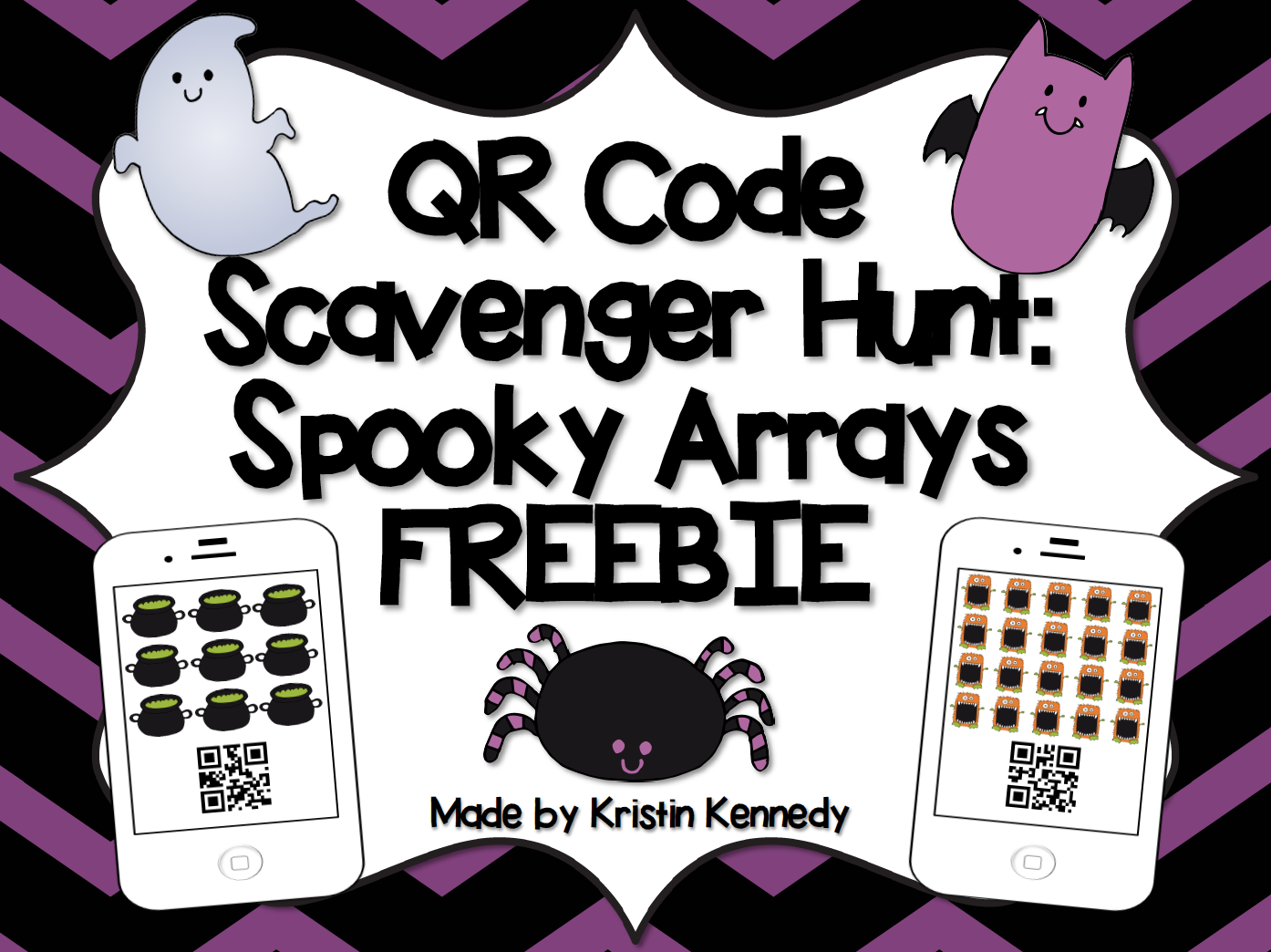 Iteach 1:1: Spooky Arrays And Halloween Crafts For The Home