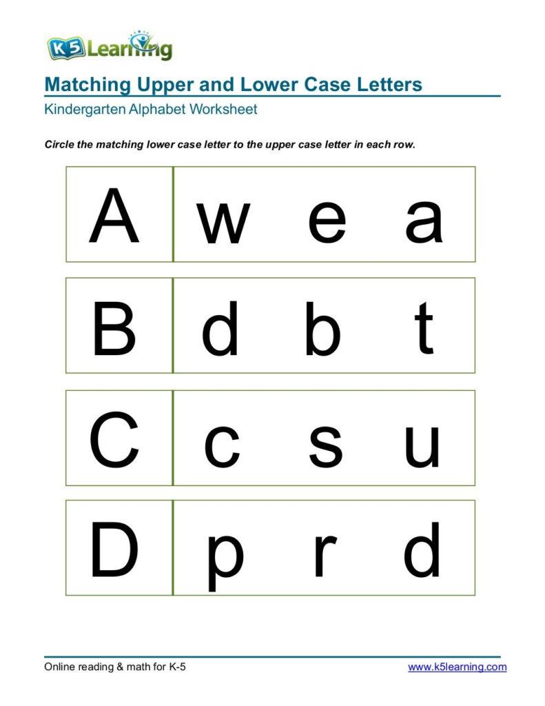 K5 Learning Cursive