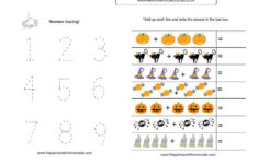 Halloween Math Worksheets For Middle School Students