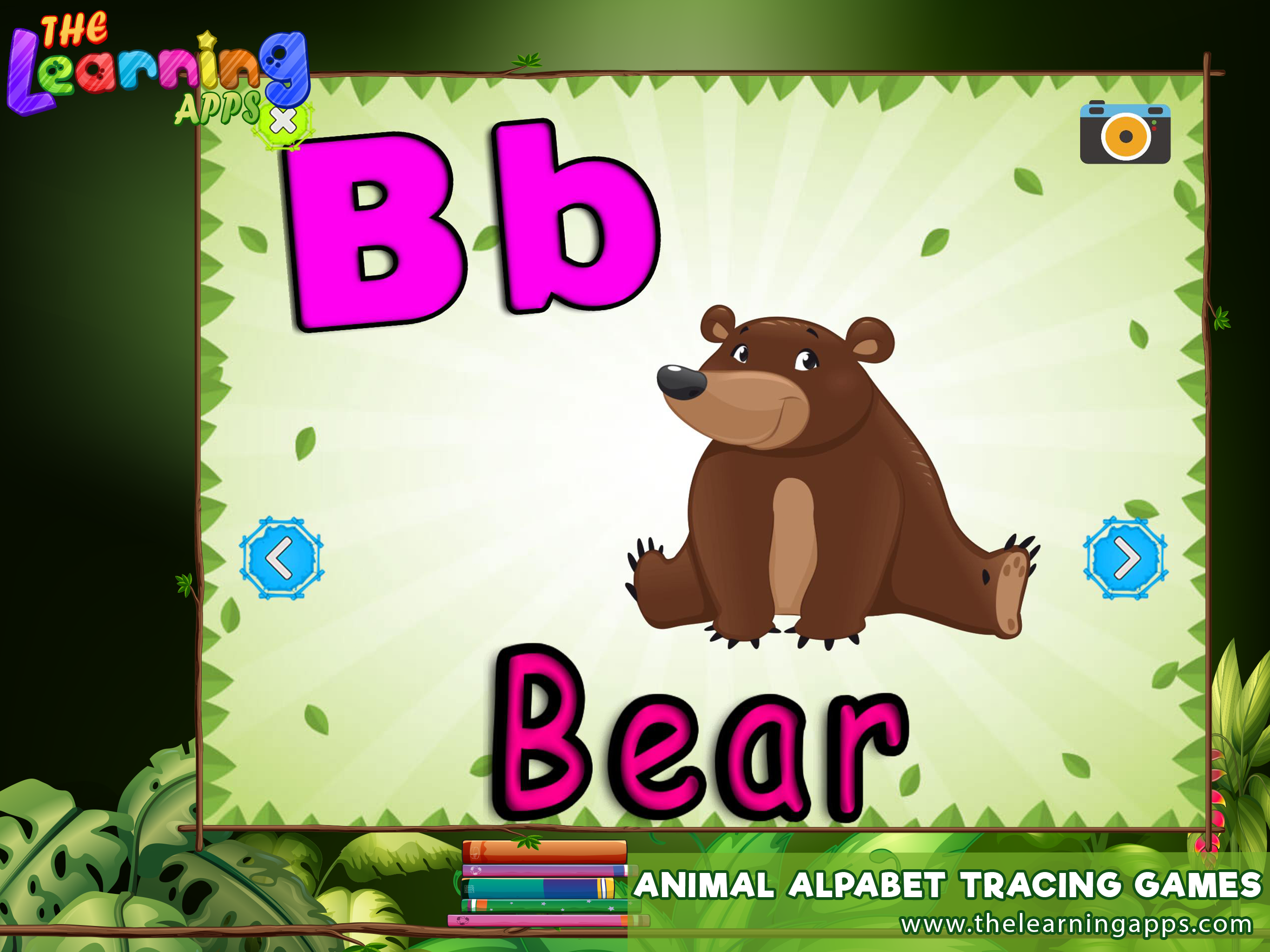 Learning The Abc Alphabet Is An Easy Thing With This in Alphabet Tracing Game App
