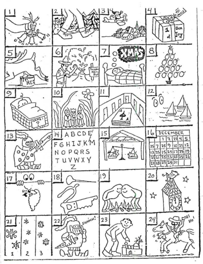Love To Teach | Christmas Rebus Puzzles | Teacher, Student