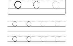 Lowercase Tracing Worksheets Pdf