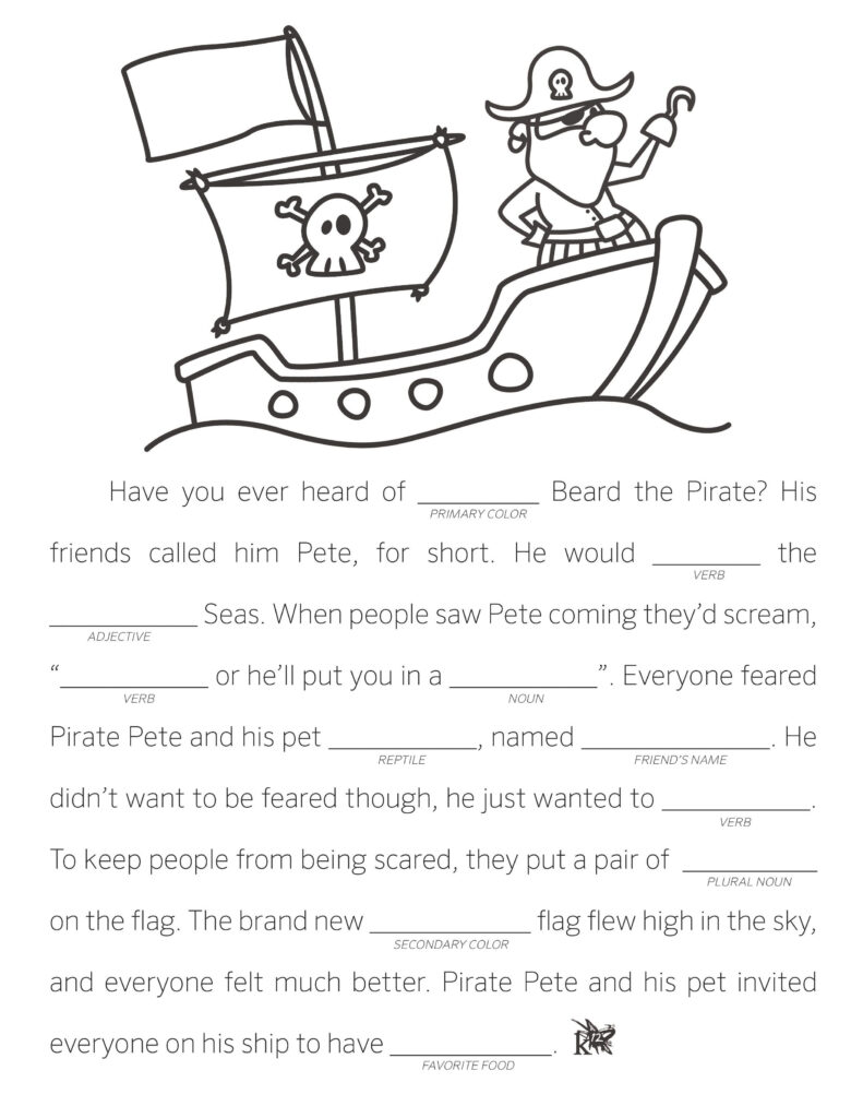 Make Your Own Fill In The Blank Stories   Learning Liftoff