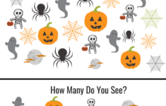 Free Printables Halloween Worksheets