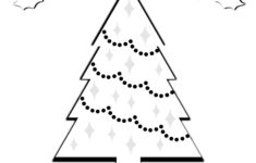 Christmas Tree Worksheet Pdf