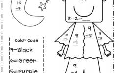 Printable Halloween Addition Worksheets