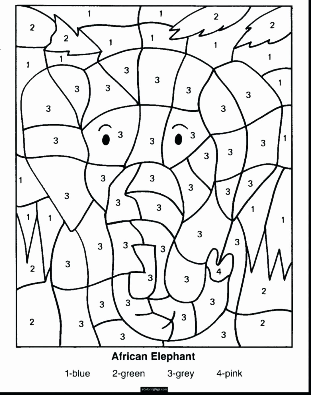 Math Worksheet Printable Coloring Sheets Picture