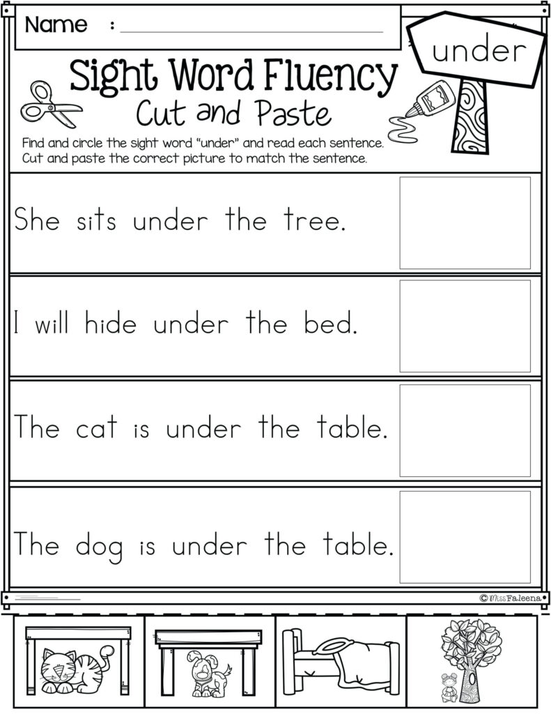 Math Worksheet : Worksheet Reading Level Toddler Preschool