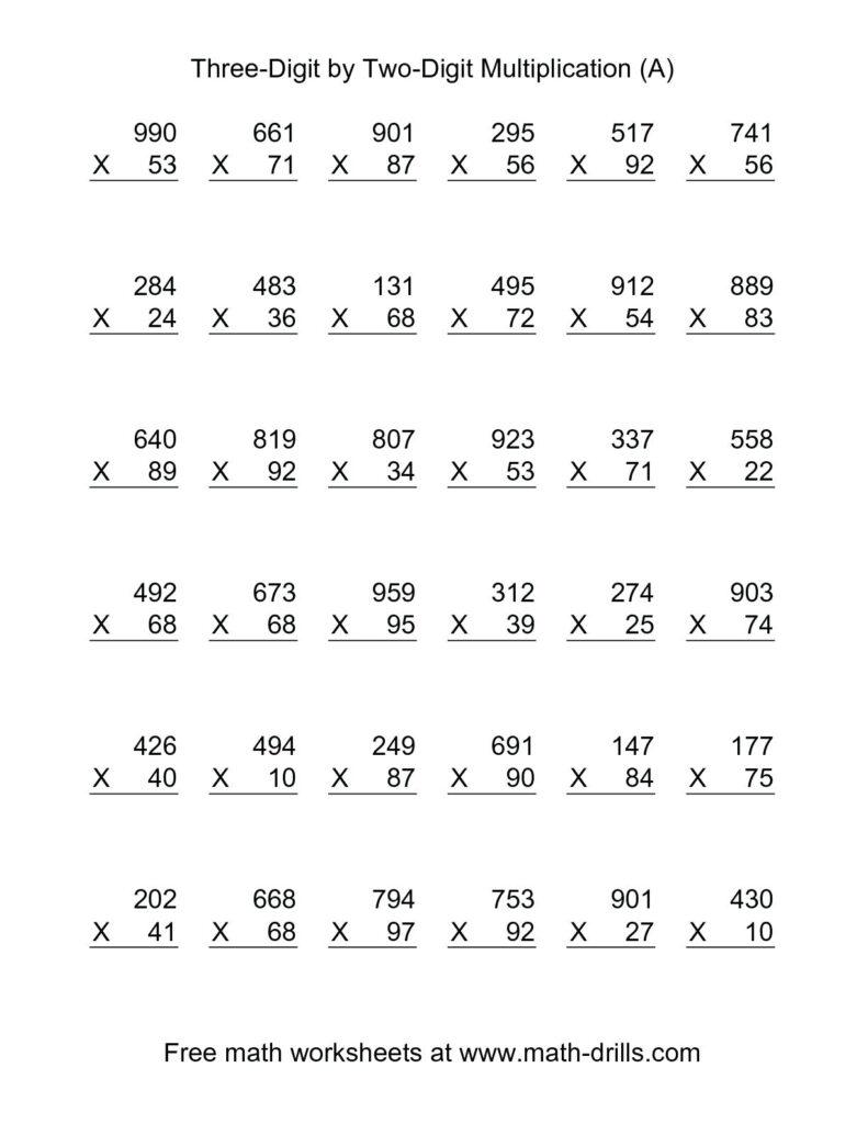 Multiplying Decimals Word Problems 5Th Grade 5Th Grade