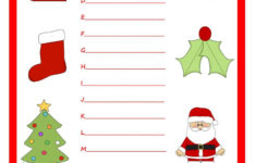 Christmas Alphabet Activities Worksheets