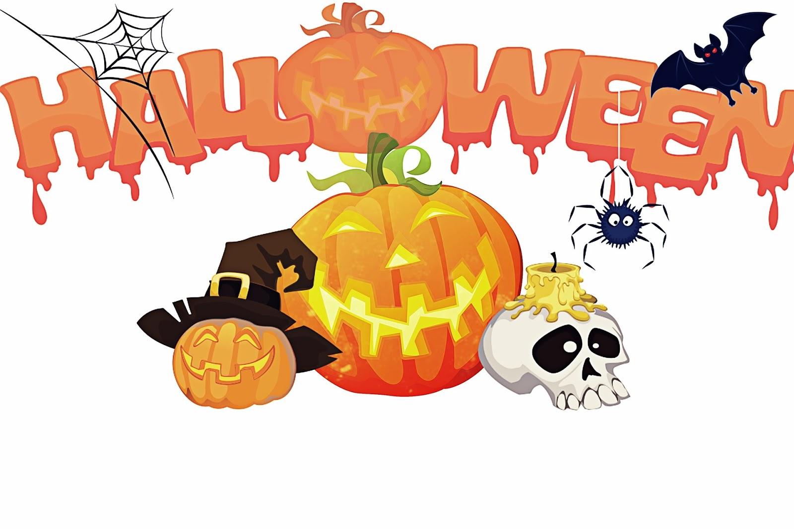 My English Backroom: Halloween Activities - British Council