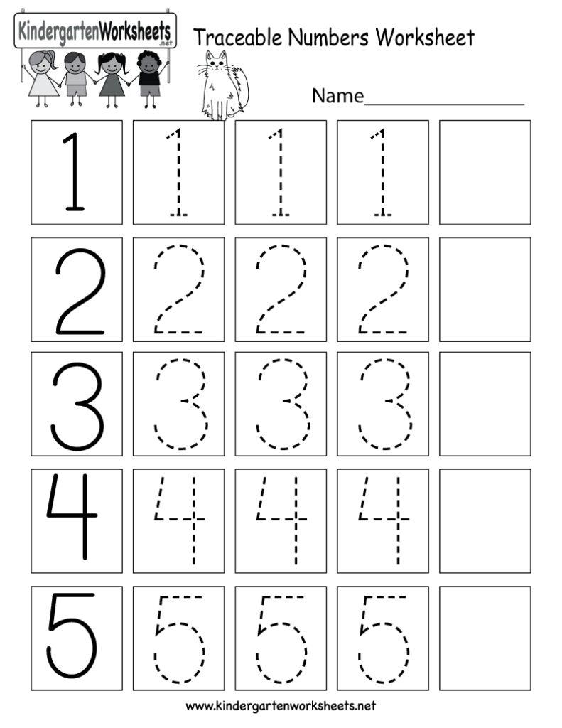 Number 11 Worksheets For Preschool Math Tracing Worksheets