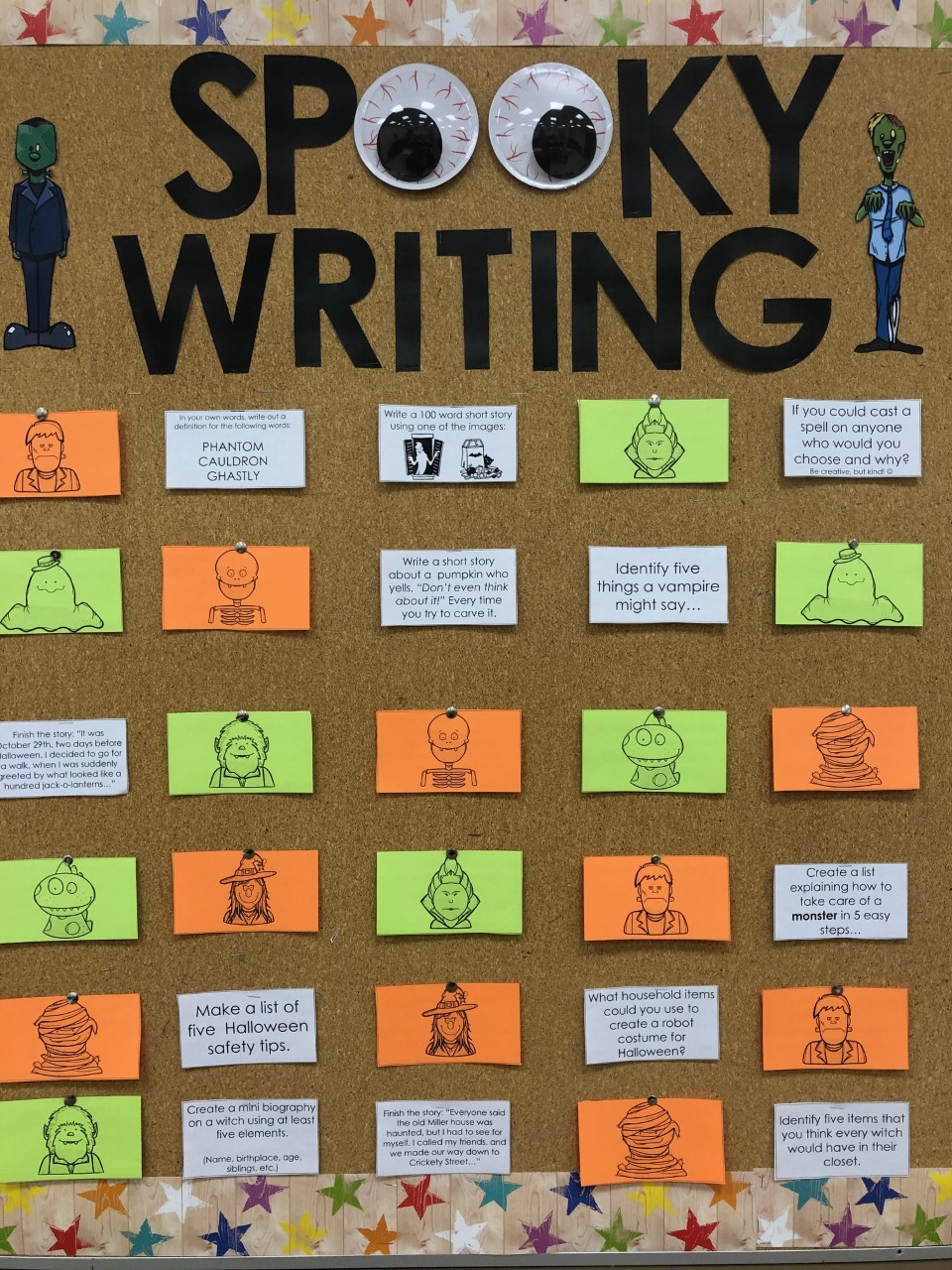 October 2019 - The Secondary English Coffee Shop