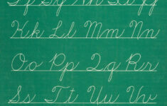 Penmanship | Teaching Cursive Writing, Cursive Writing