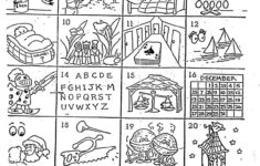 Can You Name These Christmas Songs Worksheet