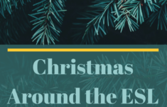 Christmas Esl Worksheets Adults