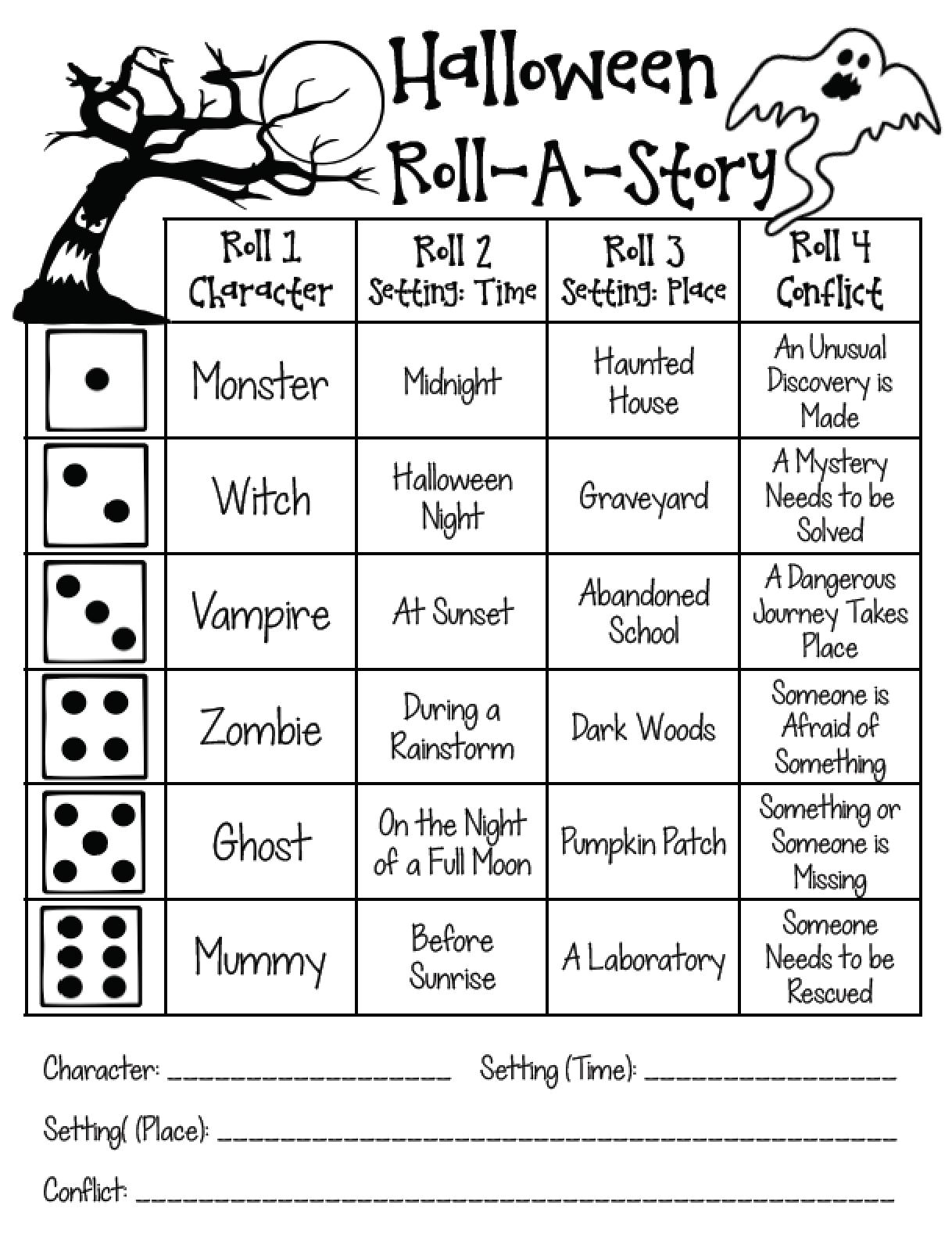 Pin On Halloween Themed Therapy Activities/treats